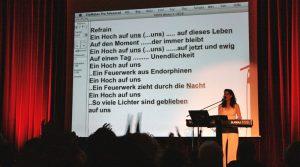 """So 28.01.18: Frau Höpker – zum 6.ten Mal in Brilon """"Ein Feuerwerk aus Endorphinen"""""""