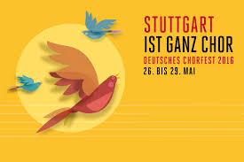 Chorfest in Stuttgart – Wir waren dabei